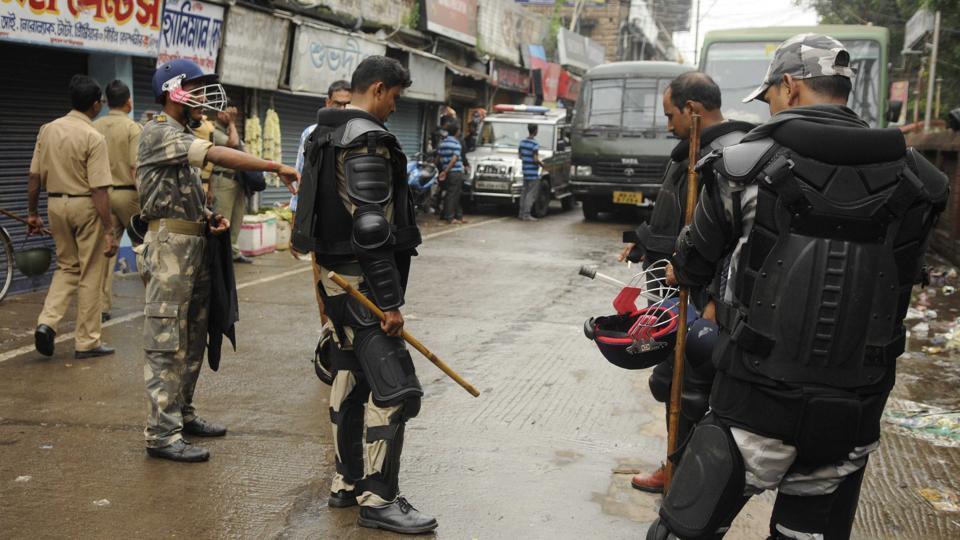 Bengal violence,mamata banerjee,basirhat