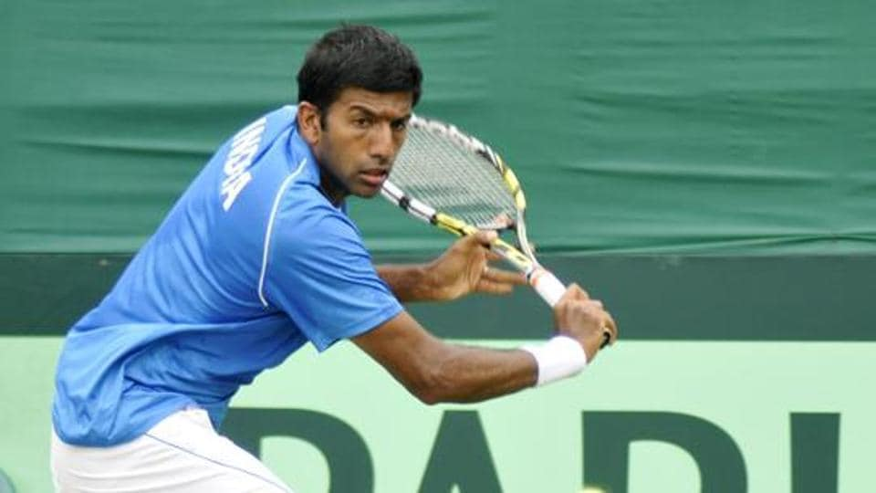 Rohan Bopanna is out of Wimbledon men's doubles but still has a chance in mixed doubles with Gabriela Dabrowski.