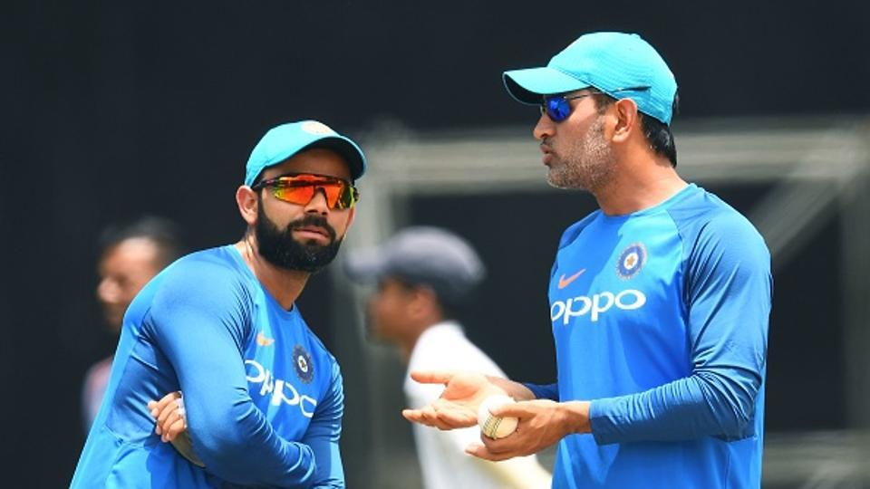 Virat Kohli has backed MSDhoni's form and said one odd instance of not finishing a game does not make it a big issue for the Indian cricket team.