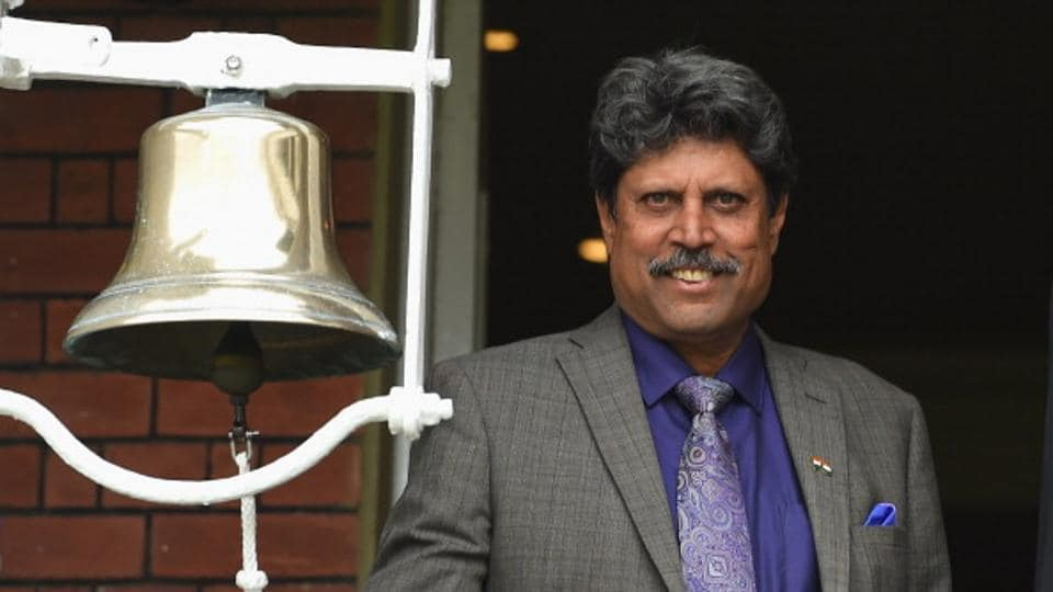 Kapil Dev had his own set of superstitions as a youngster.