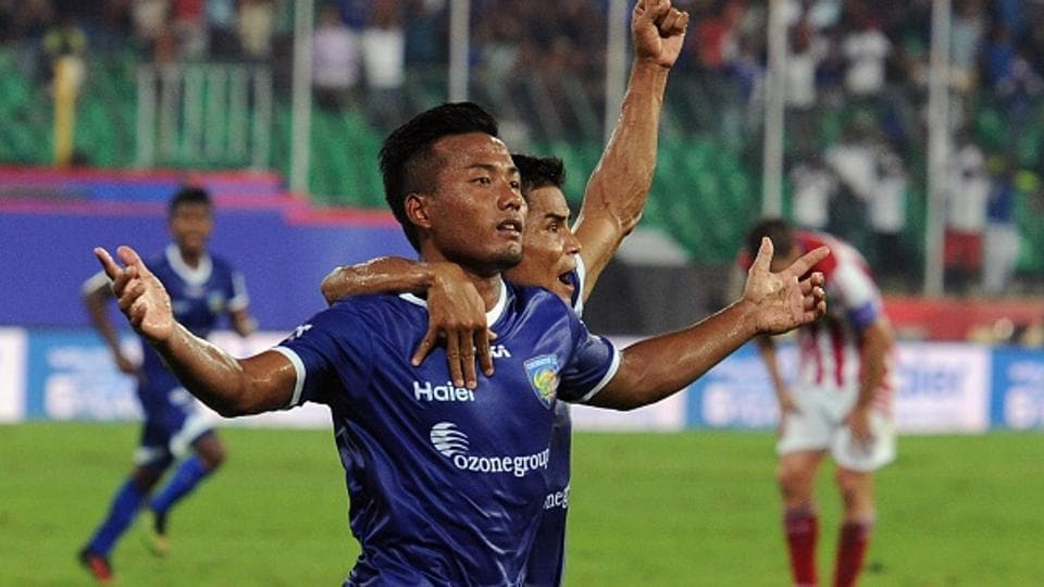 Jeje has been a core member of Chennaiyin FC since the franchise's inception in 2014.