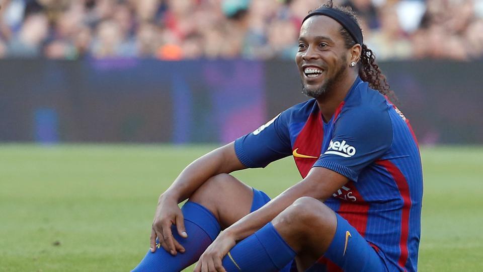 Ronaldinho,Ryan Giggs,Football
