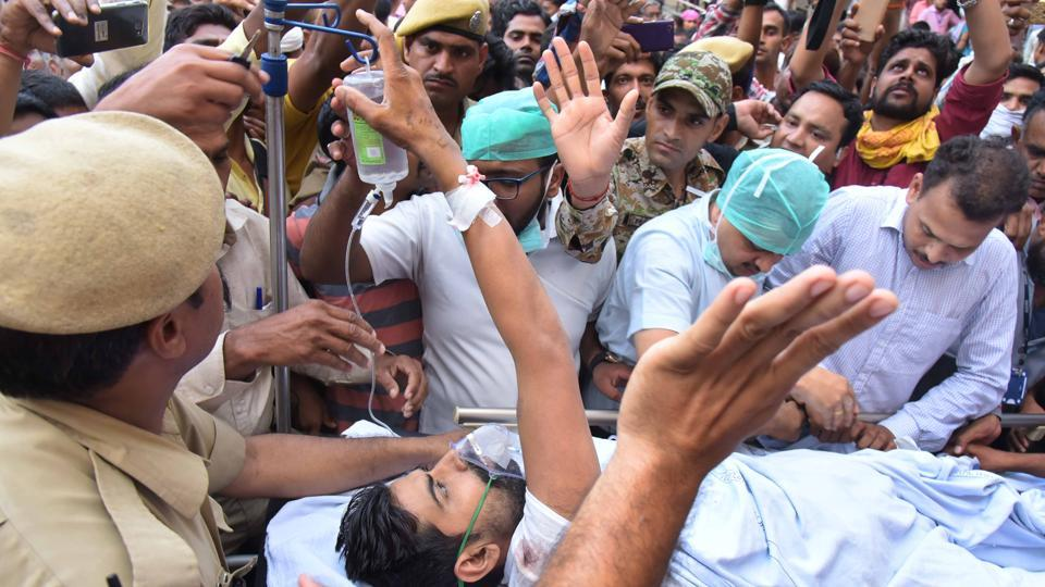 Anandpal encounter,Medanta Hospital,Sihan Singh