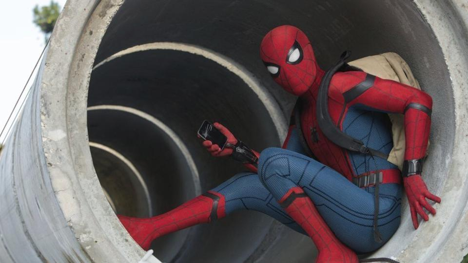 Image result for spider man homecoming scenes