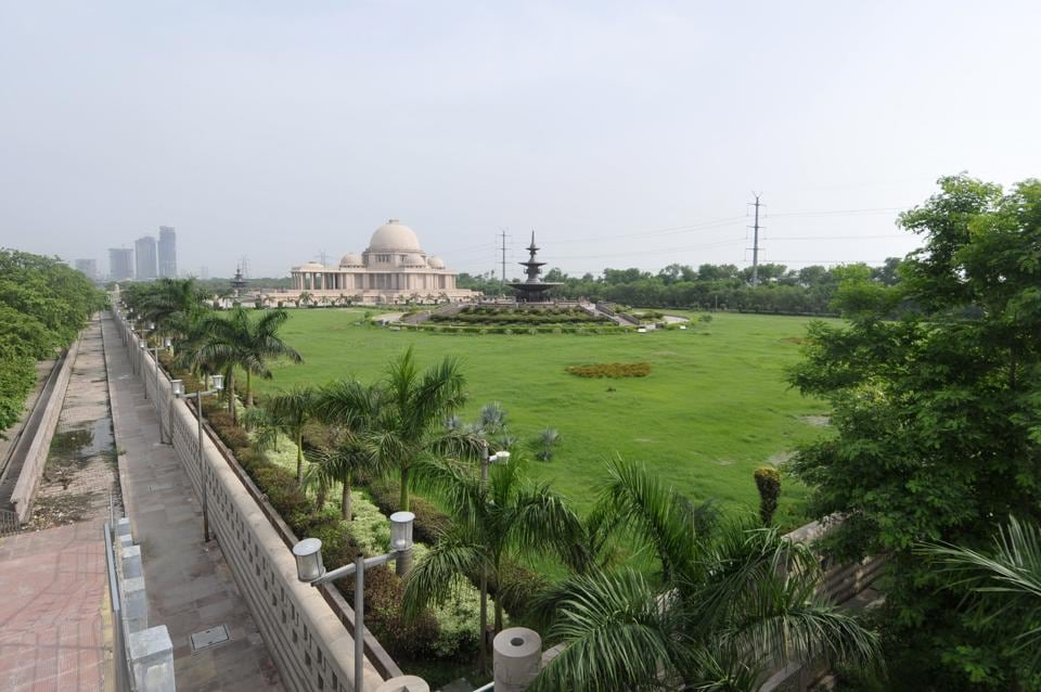The Noida authority to probe into Dalit Prerna Sthal and Green Garden.
