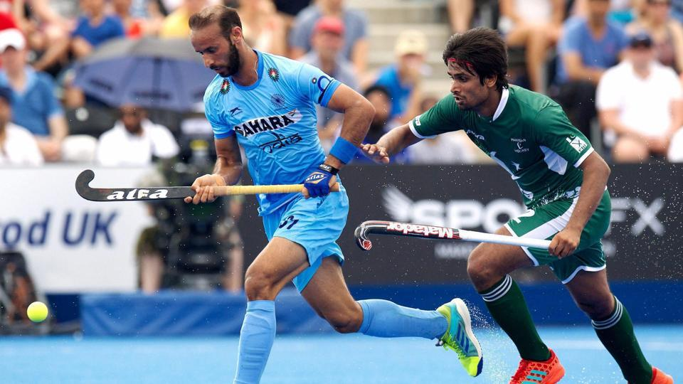 India had defeated Pakistan in both matches they played against each other at the Hockey World League Semi-Final in London.