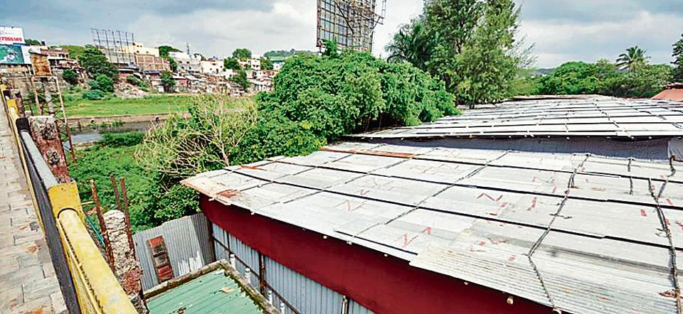 NGT ordered to demolish unauthorised lawns and marriage halls along DP road.