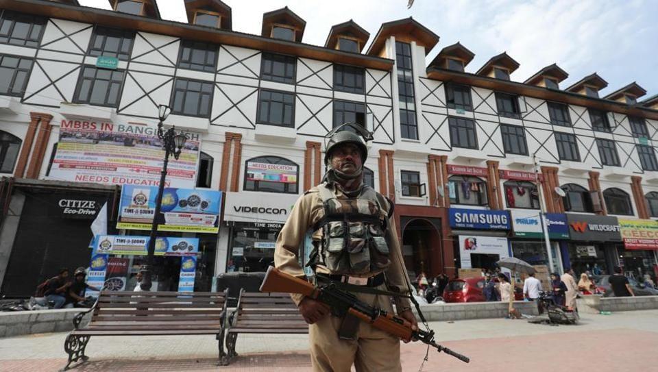 Burhan Wani death anniversary,Burhan Wani,Kashmir unrest