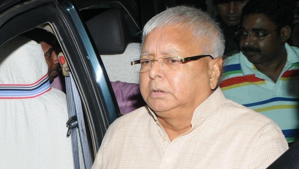 Lalu Prasad Yadav,Central Bureau of Investigation,Rashtriya Janata Dal