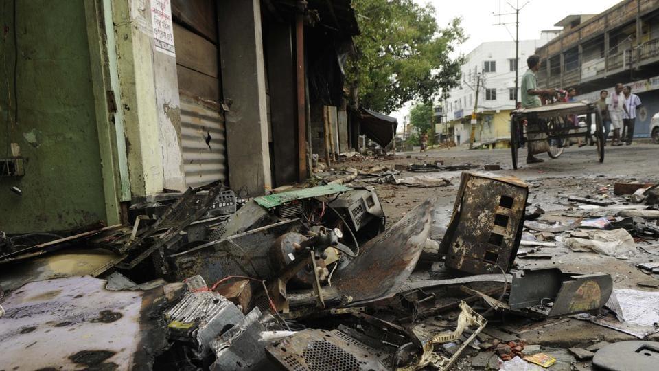 Basirhat,Communal Violence,Hindu-Muslim