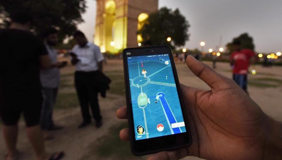 Pokémon GO,Augmented reality,Pokemon