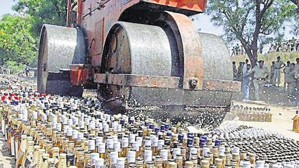 Prohibition is in place in Gujarat since it attained statehood in 1960.