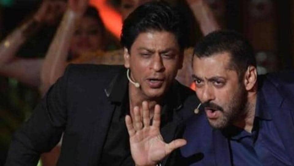 Shah Rukh Khan,Salman Khan,Aanand L Rai