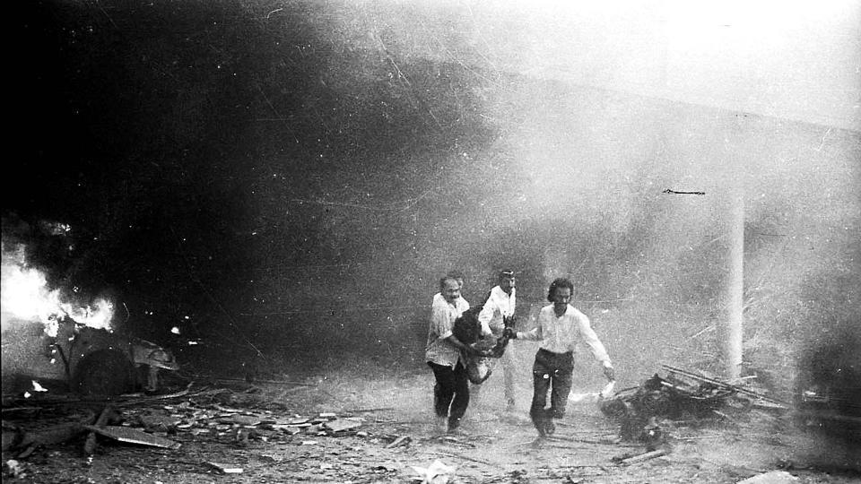 On March 12, 1993, a series of 13 explosions took place in Mumbai, killing 257 people.