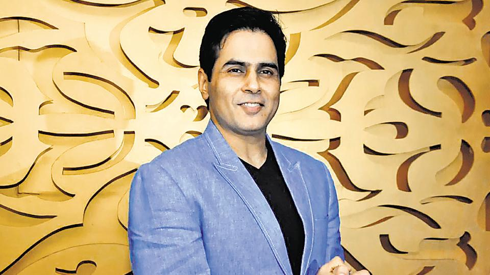 Aman Verma,Film and TV actor,City of nawabs