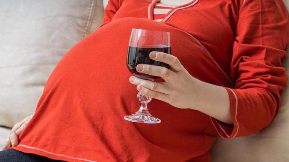 The study found evidence that the effects of prenatal alcohol exposure could persist transgenerationally.