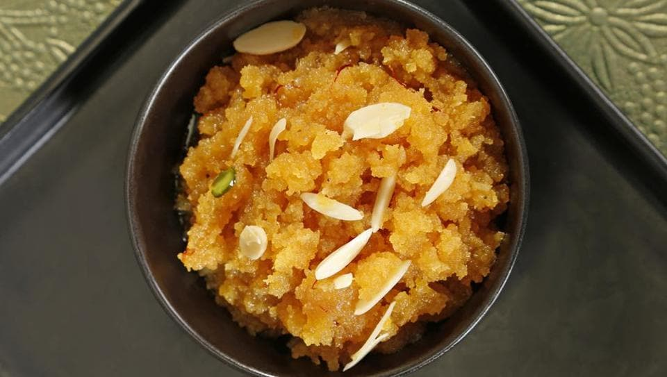 Moong Dal Halwa is safe and tasty bet in monsoon.