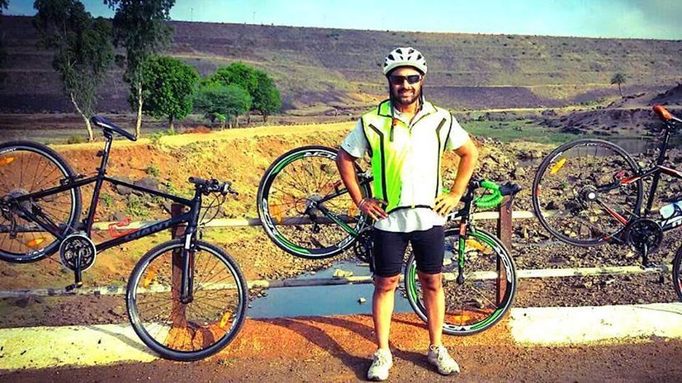Pune,Cyclist,Death