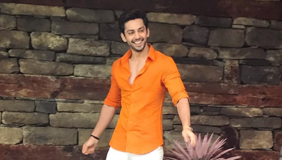 Actor Himansh Kohli doesn't want to go overboard with the accent and wants to sound realistic.