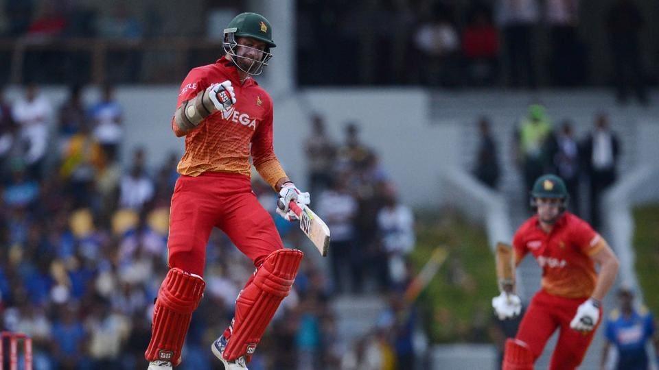 Craig Ervine,Zimbabwe national cricket team,Sri Lanka national cricket team