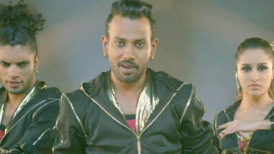 Dharmesh in a still from ABCD 2.