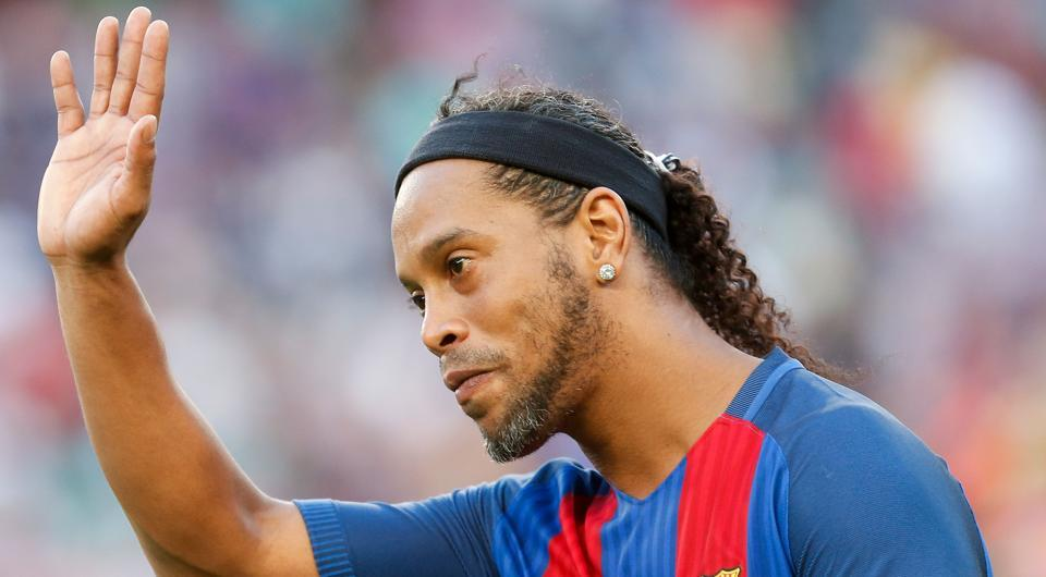 Ronaldinho will play two exhibition matches in Pakistan along with several other big name players.