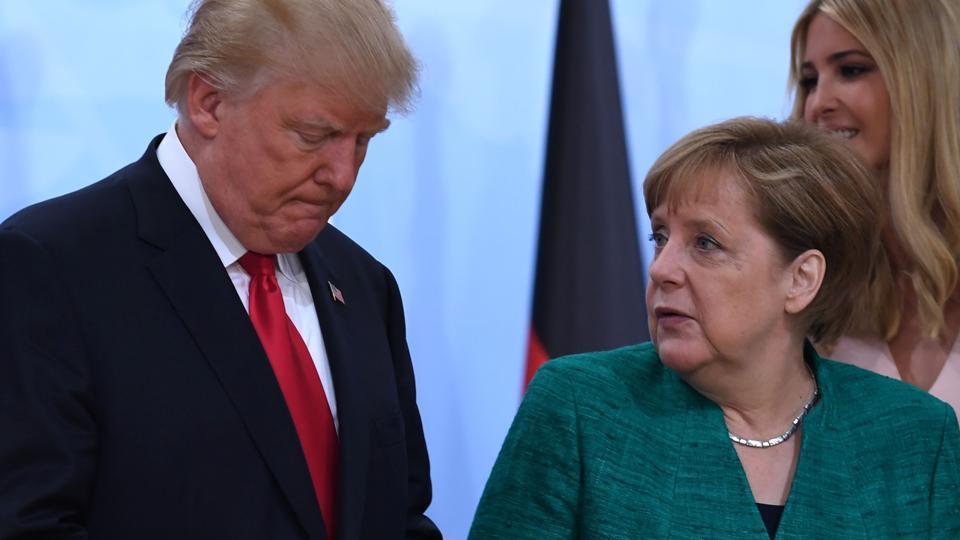 G20,G20 Summit 2017,Donald Trump