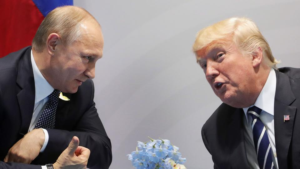 Putin Denies Russia Interfered In 2016 Election