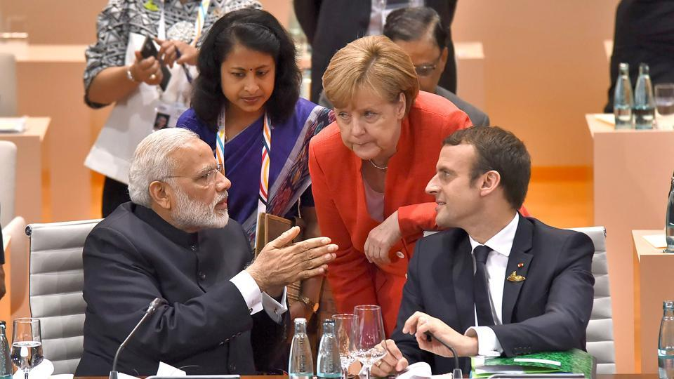 External Affairs Ministry spokesperson  said counterterrorism measures remained in focus during all discussions Prime Minister Modi had with European leaders, including German Chancellor Angela Merkel, at the G20 Summit. (AFP)