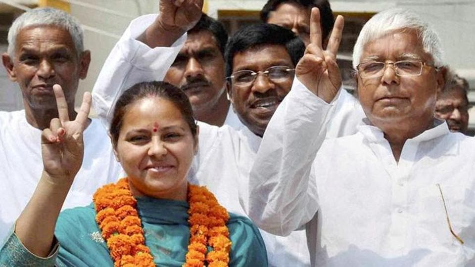 Chartered Accountant,Misa Bharti,RJD