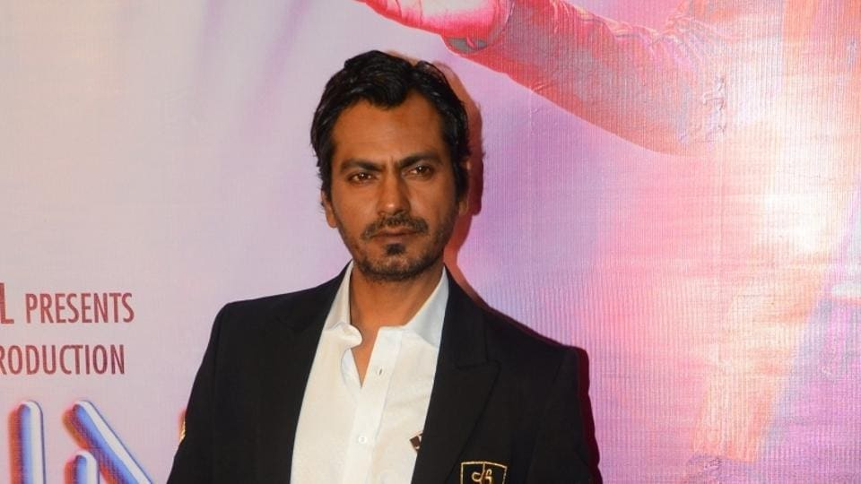 Nawazuddin Siddiqui during the song launch