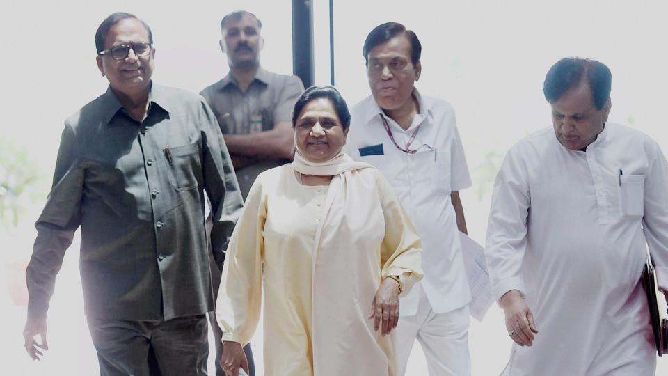 Bahujan Samaj Party (BSP) chief Mayawati,2019 Lok Sabha elections,Lok Sabha seats
