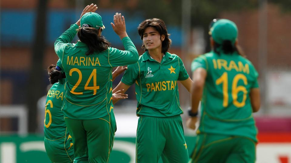 Pakistan will not be able to make the semi-finals of the ICCWomen's World Cup.See full cricket score of New Zealand vs Pakistan here.