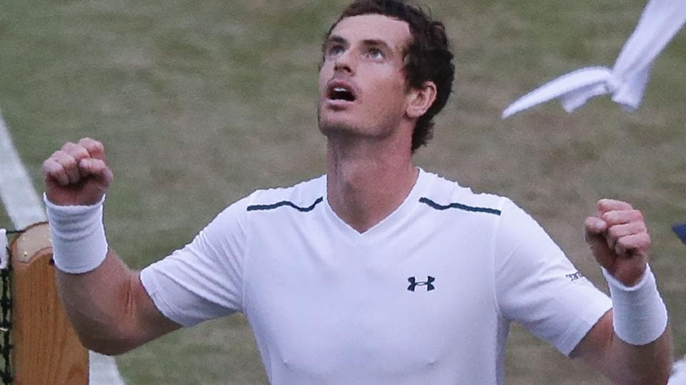Wimbledon men's singles defending champion Andy Murray defeated Italy's Fabio Fognini in a tight four-setter on Day 5. Watch video highlights of Wimbledon Day 5 here.