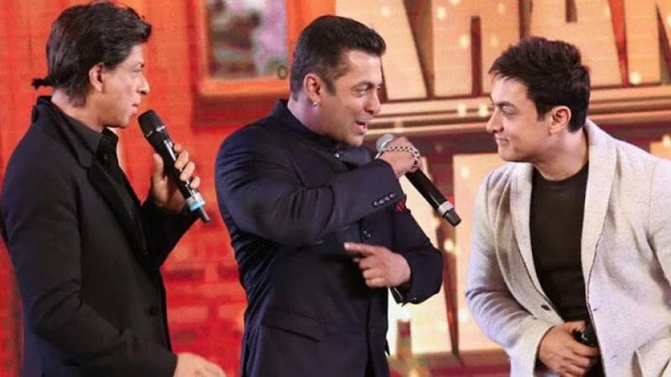 But with Dangal smashing records worldwide, Salman suffering a rare flop and Shah Rukh without a major hit of three years, the crown for now is firmly placed on Aamir's head.
