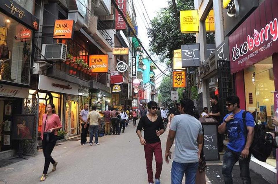 The South District Police have also stepped up security at Hauz Khas Village in view of recent incidents of terror attacks on foreign tourists in various European countries.