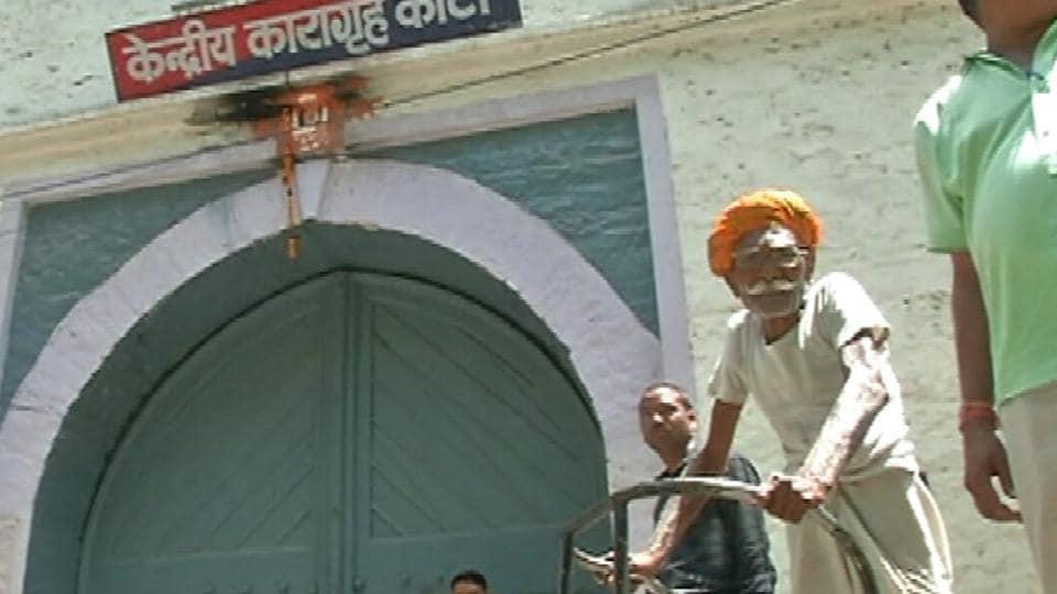 Rajasthan,Kota,Jail