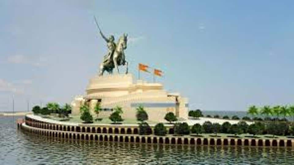 The state government is also building a grand memorial of the king in the Arabian Sea . The memorial will be built at an estimated cost of Rs3,800 crore, but the construction is yet to take off.