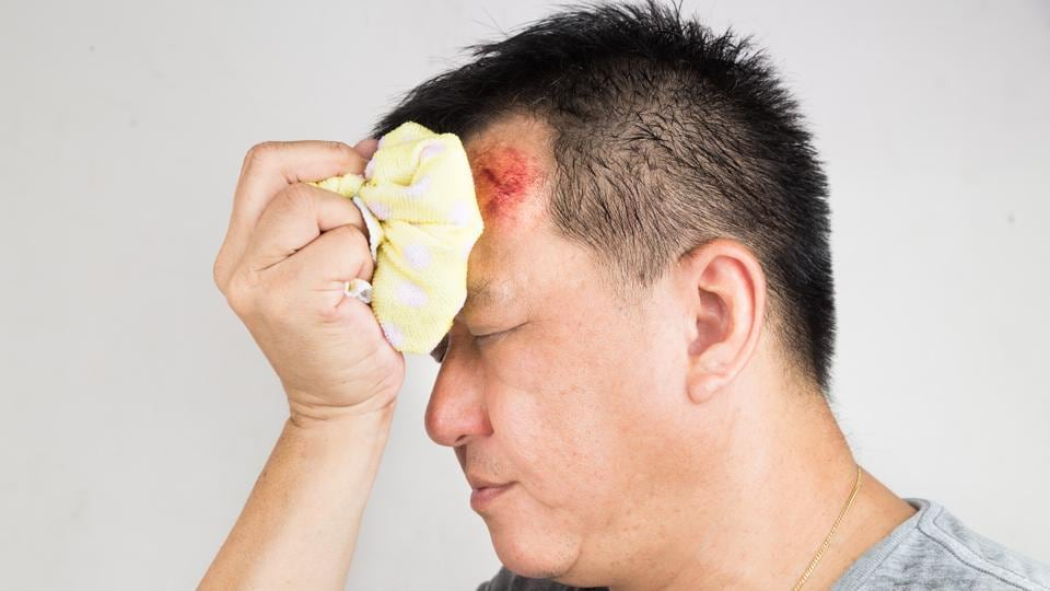 Head Trauma  >> Men Take Note A Serious Head Injury May Double Your Risk Of