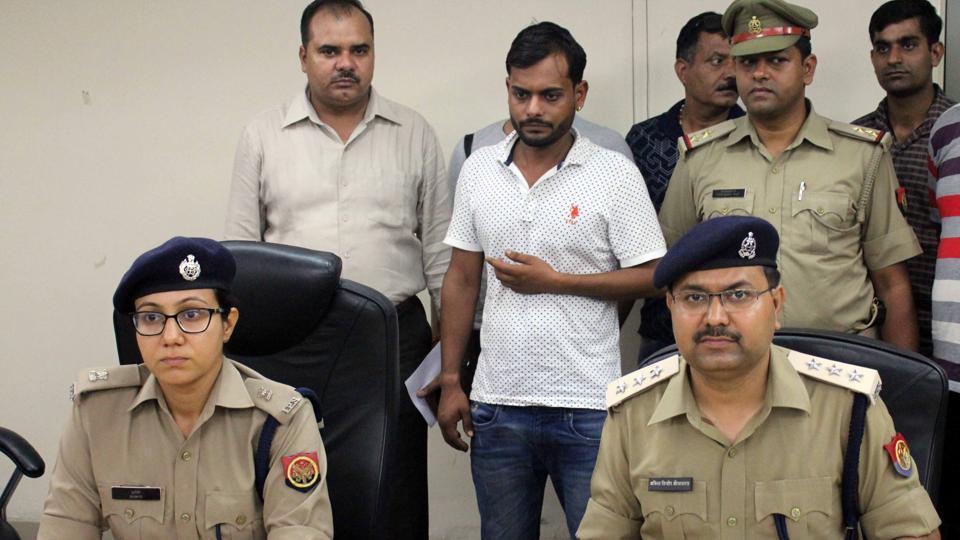 Noida,Bhati gang,extortion