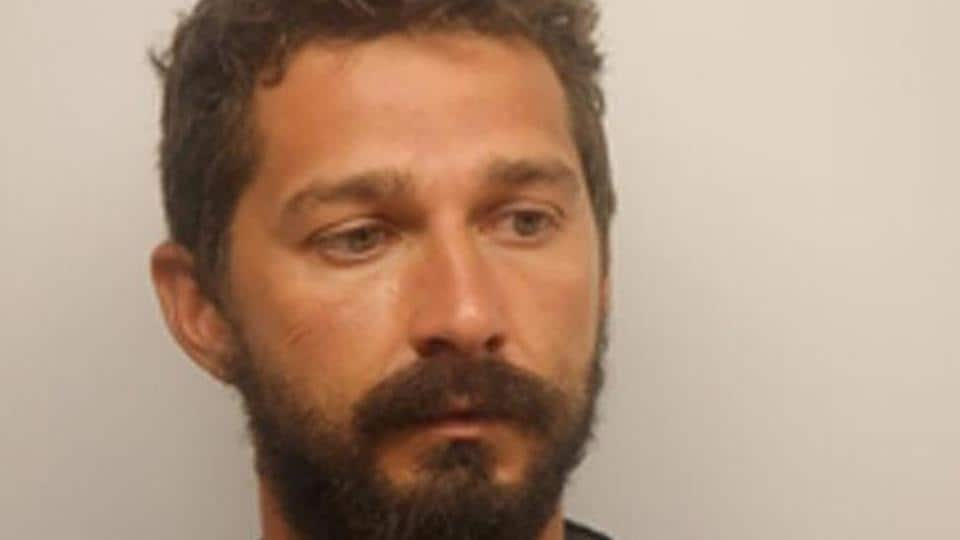 Actor Shia LeBeouf is pictured in Savannah, Georgia, U.S. in this July 8, 2017 handout photo.