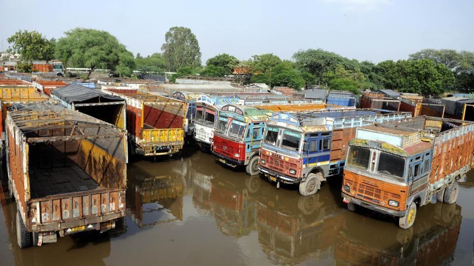 Punjab government,unions,All Punjab Truck Operators' Union