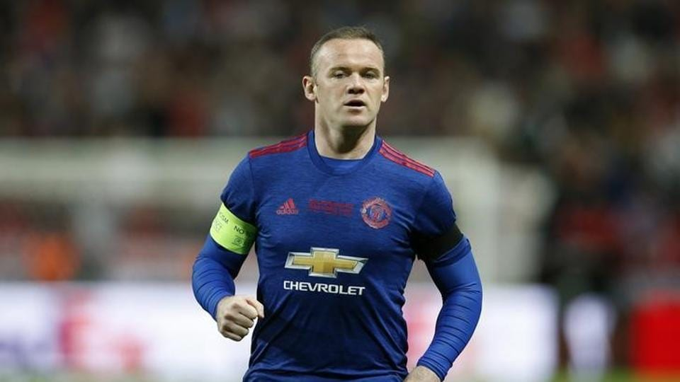 Manchester United,Wayne Rooney,Premier League