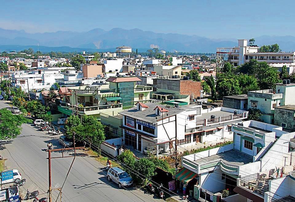 Dehradun,Dehradun Municipal Corporation,satellite-based mapping