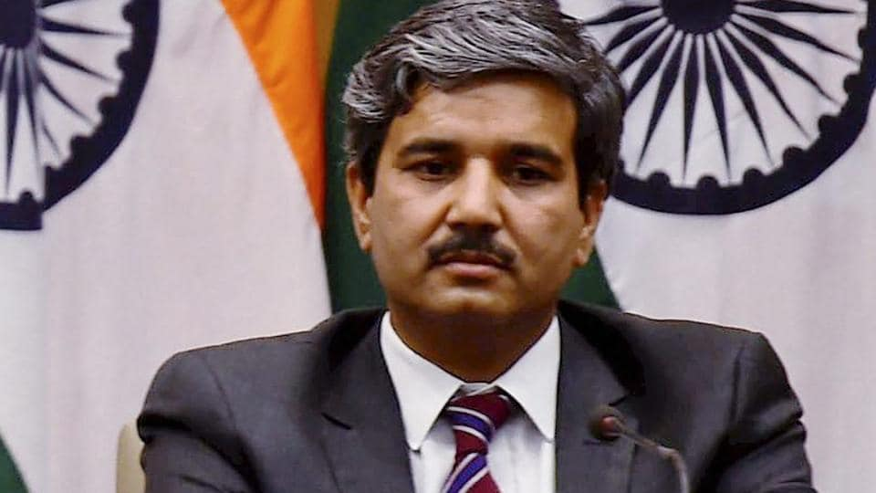 Deputy High Commissioner to Pakistan JP Singh