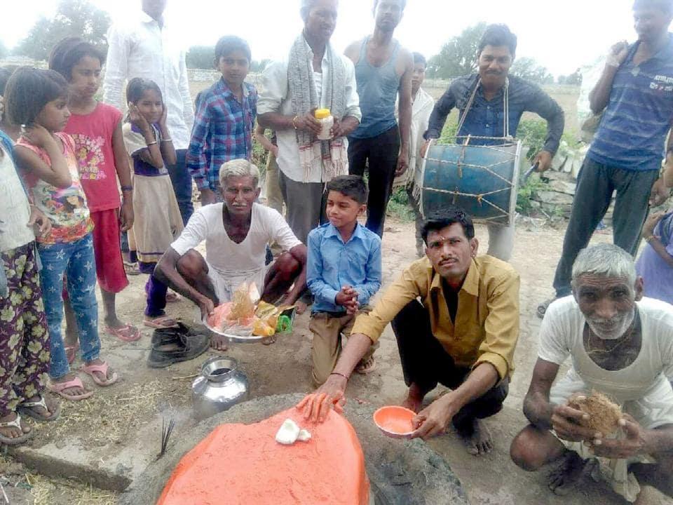 Rajasthan,Rain god,Kota villages