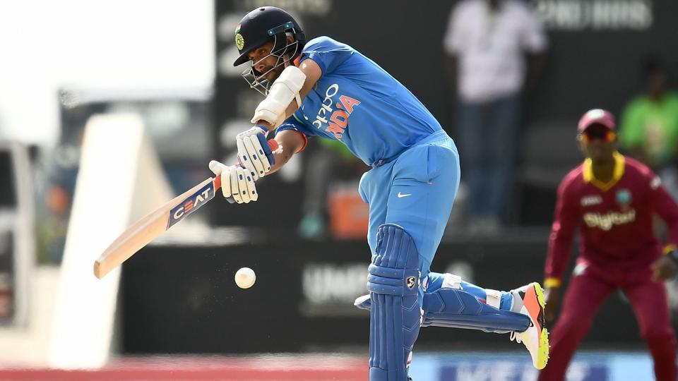 India's Ajinkya Rahane was named Man-of-the-Series in the five-match One-DayInternational series against the West Indies.