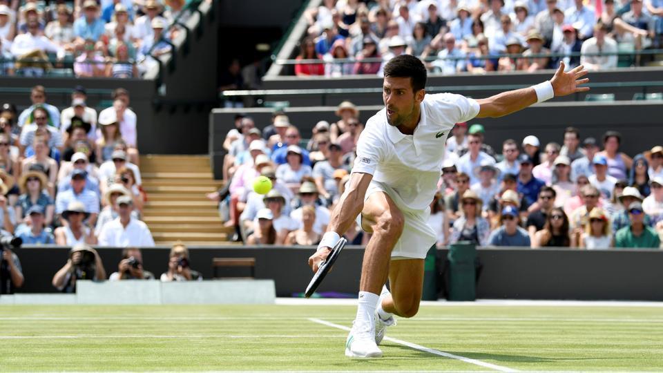 Novak Djokovic will take on Adrian Mannarino in men's singles last 16 at Wimbledon 2017.