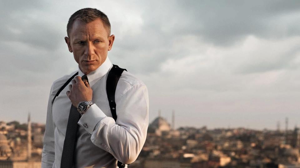Daniel Craig has been playing the iconic Agent 007 since 2006's Casino Royale.