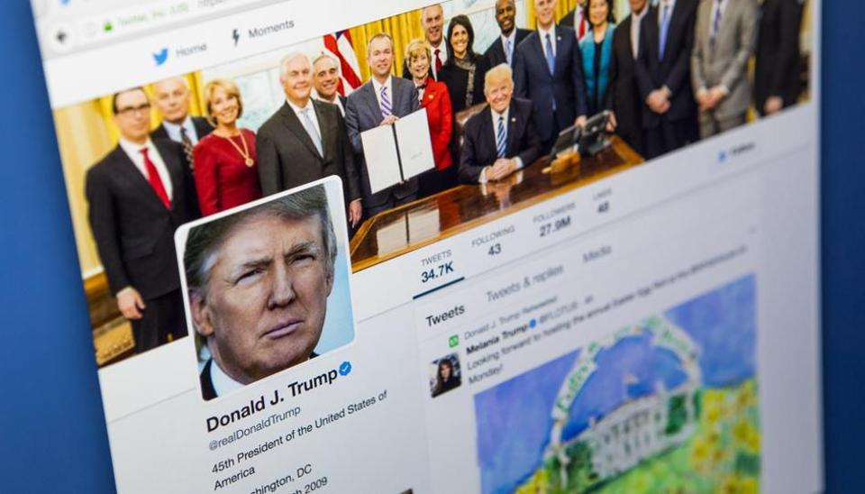 President Donald Trump's most popular tweet to date is a video that shows him fake-pummeling a personification of CNN.